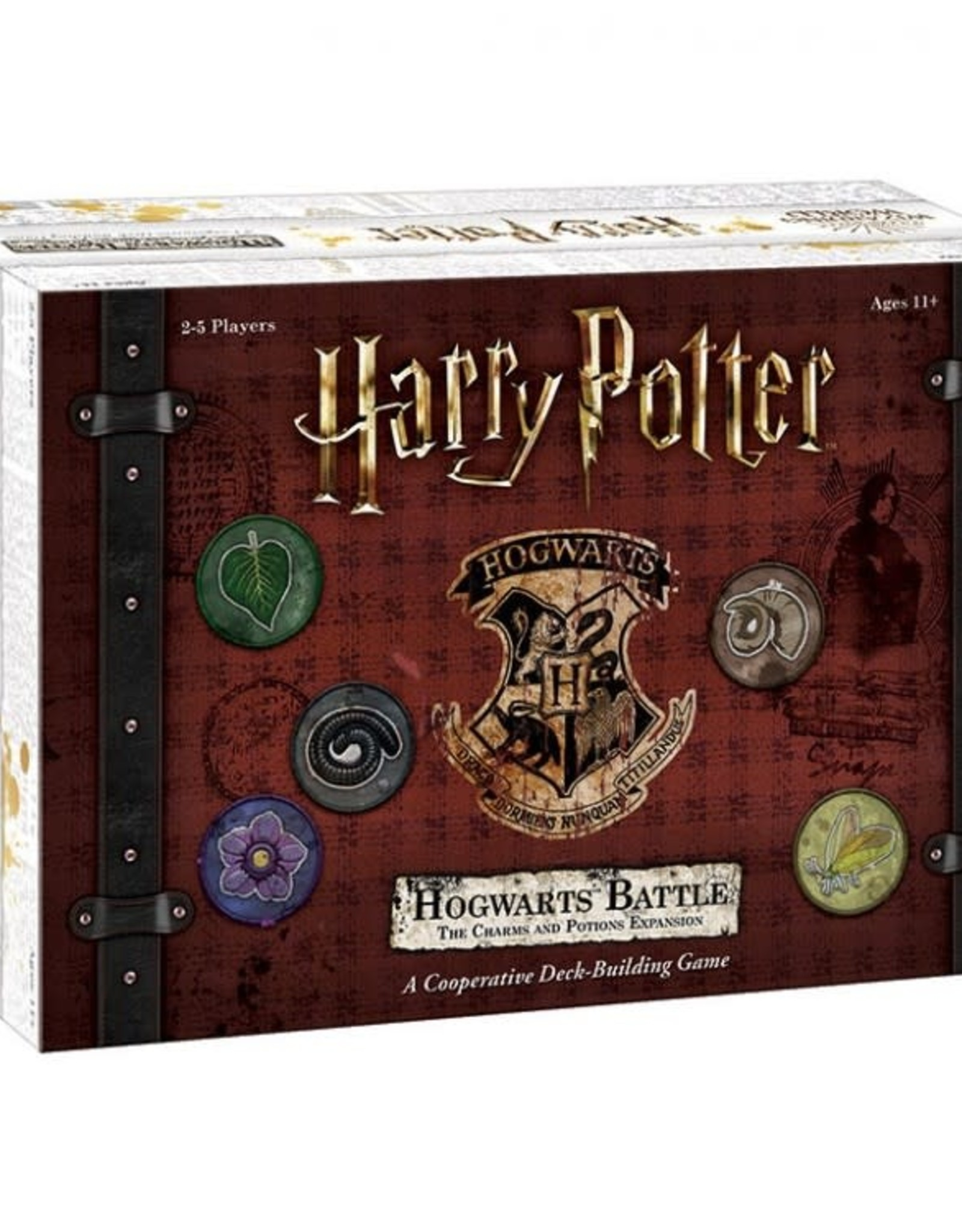 USAOPOLY Harry Potter Hogwarts Battle: Charms & Potions