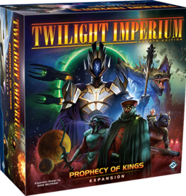 Fantasy Flight Games Twilight Imperium: Prophecy of Kings [preorder]