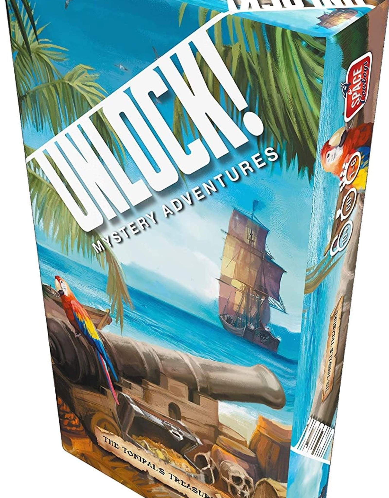 RENTAL - UNLOCK! The Tonipal's Treasure 8.6 oz