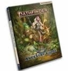 PAIZO Pathfinder 2e: Lost Omens - Ancestry Guide