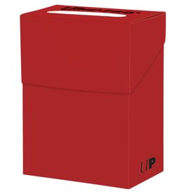 Ultra Pro Deck Box: Solid Red