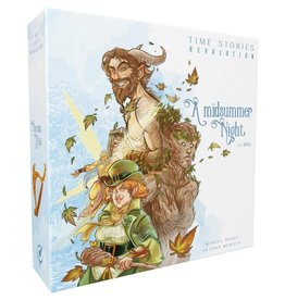 Asmodee Time Stories Revolution: A Midsummer's Night [preorder]