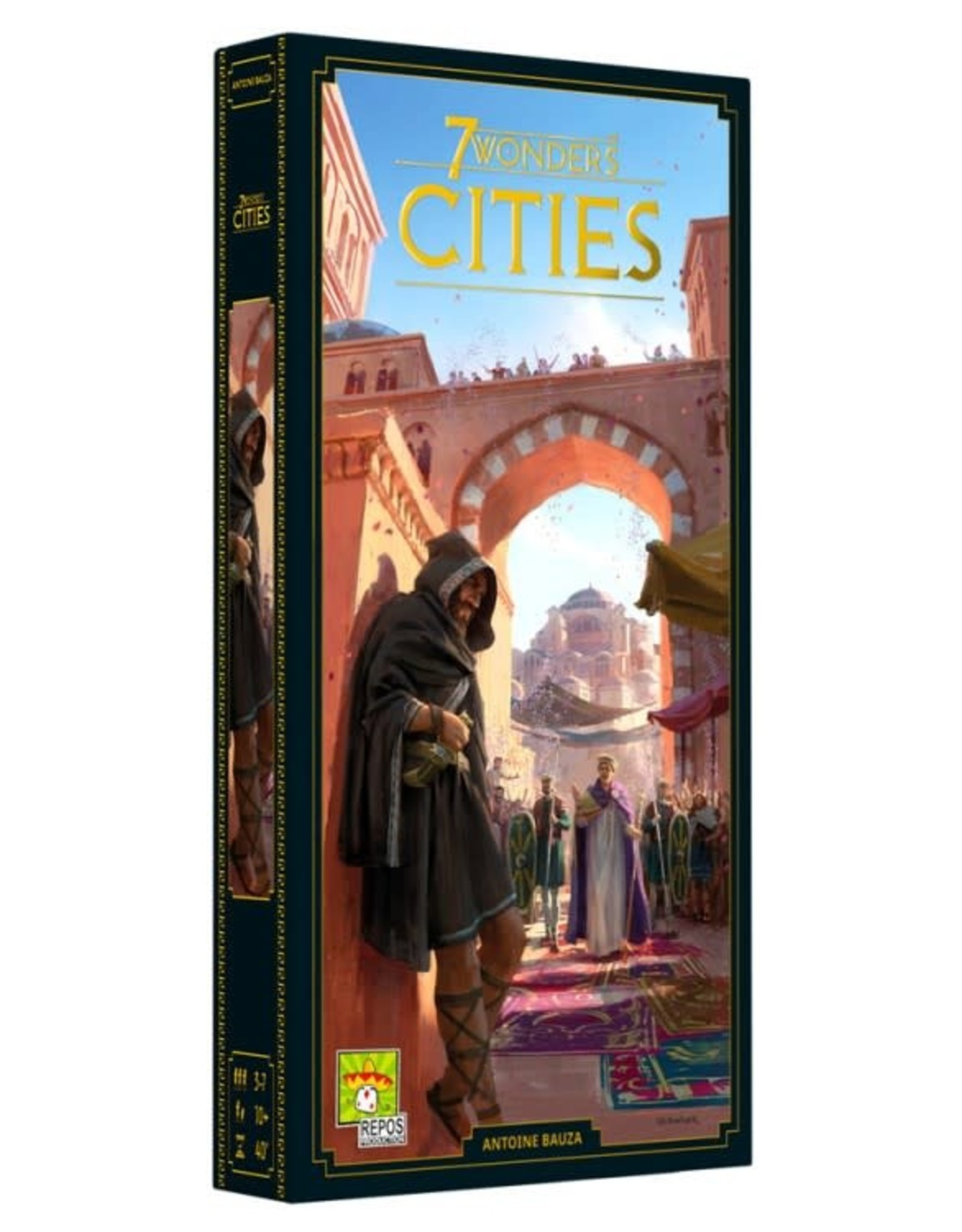 Asmodee 7 Wonders New Edition: Cities [preorder]
