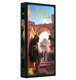 Asmodee 7 Wonders New Edition: Cities [preorder]