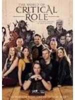 Random House The World of Critical Role