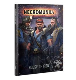 Games Workshop NECROMUNDA: HOUSE OF IRON (ENGLISH)