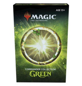Wizards of the Coast Commander Collection: Green [Preorder]