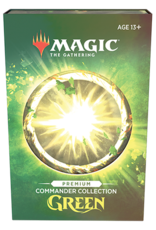 Wizards of the Coast Commander Collection: Green Premium Foil