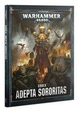 Games Workshop CODEX: ADEPTA SORORITAS (HB) (ENG)