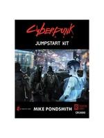 R. TALSORIAN GAMES, INC. Cyberpunk Red Jumpstart Kit
