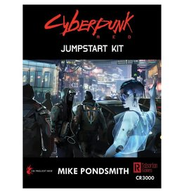 R. TALSORIAN GAMES, INC. Cyberpunk Red Jumpstart Kit