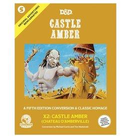 Goodman Games D&D Original Adventures Reincarnated #5: Castle Amber