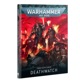 Games Workshop CODEX: DEATHWATCH (HB) (ENGLISH)