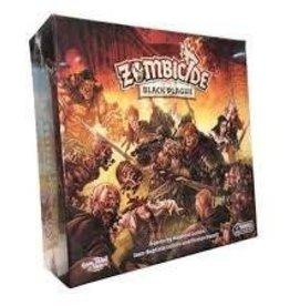 Rental RENTAL - Zombicide Black Plague  6 lb