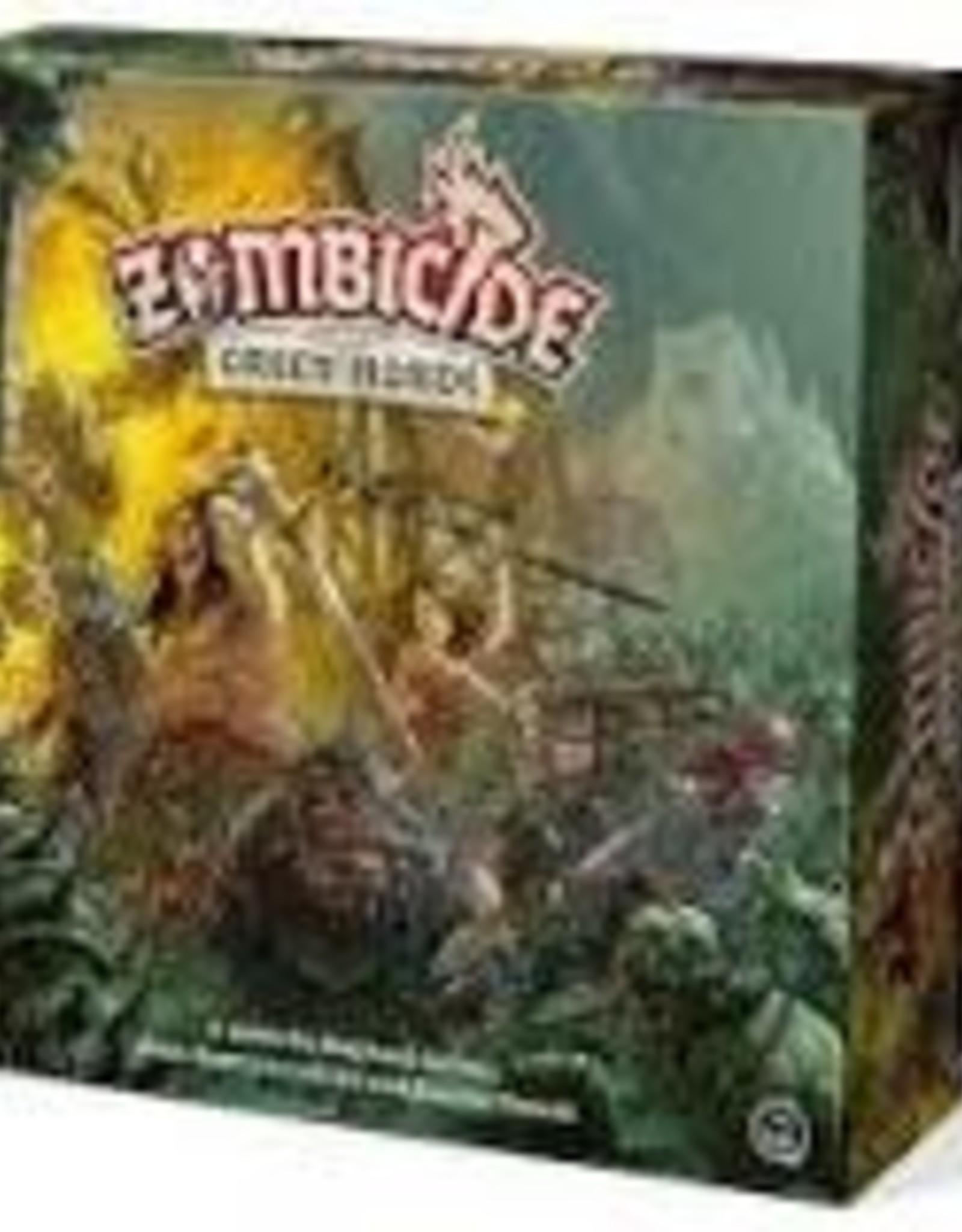Rental RENTAL - Zombicide Green Horde  6 lb
