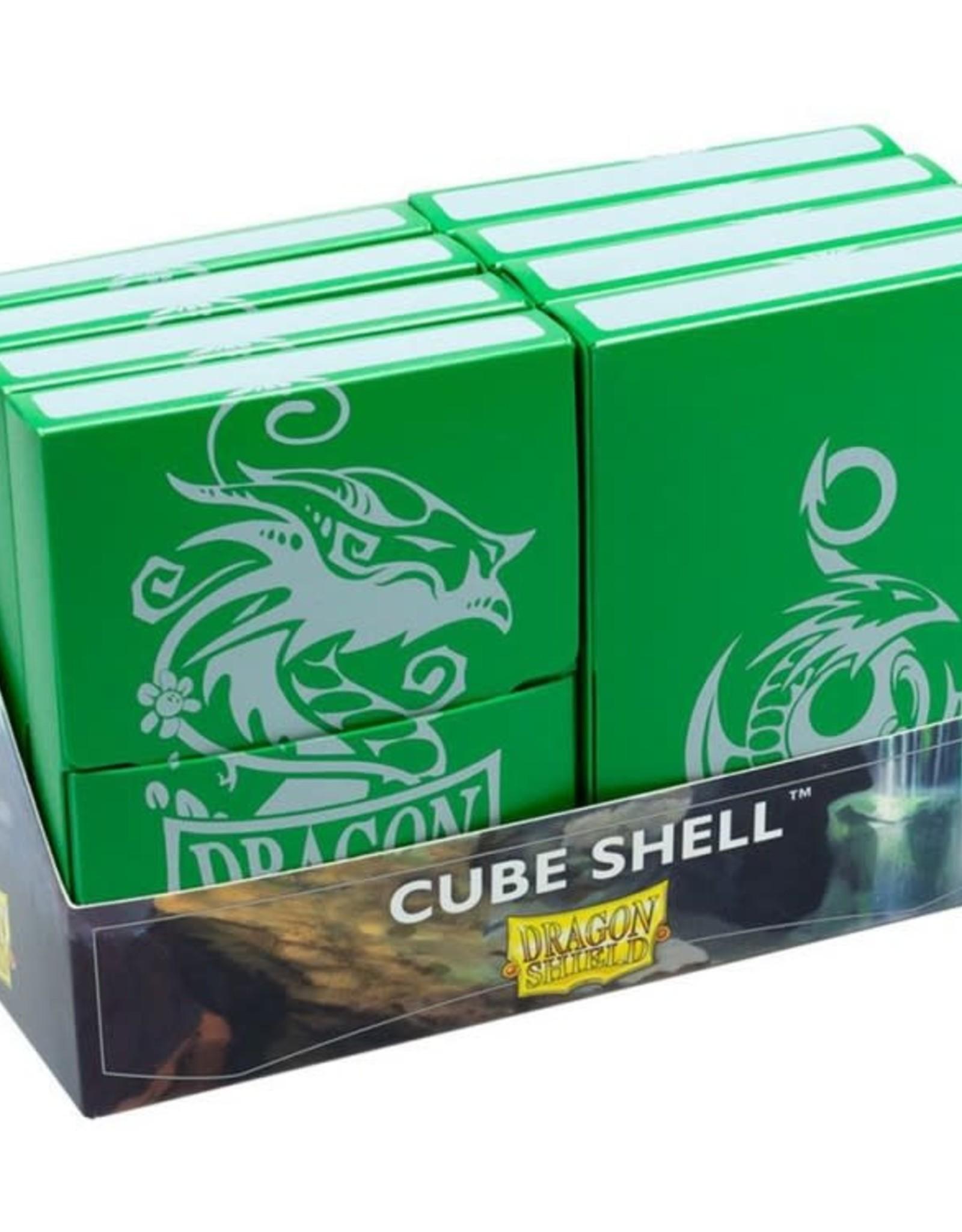 Arcane Tinmen Cube Shell: Green (8)