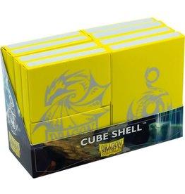 Arcane Tinmen Cube Shell: Yellow (8)