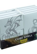 Arcane Tinmen Cube Shell: White (8)
