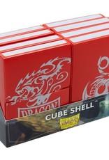 Arcane Tinmen Cube Shell: Red (8)