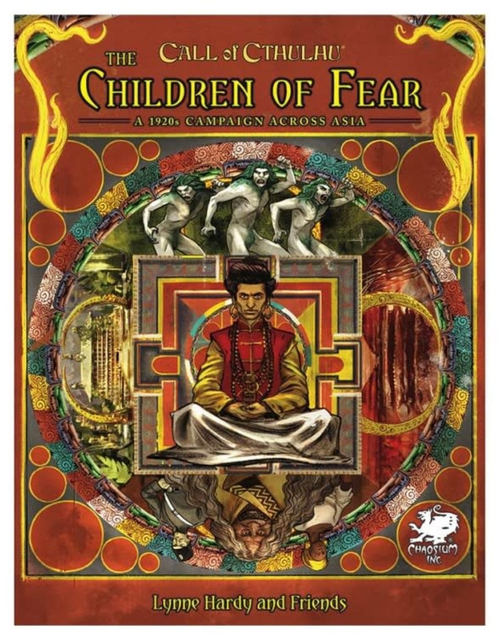 Chaosium Call of Cthulhu: Children of Fear [preorder]