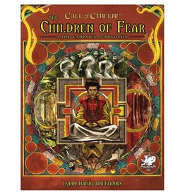 Chaosium Call of Cthulhu: Children of Fear