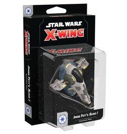 Fantasy Flight Games Star Wars X-Wing 2.0: Jango Fett's Slave I Pack [preorder]