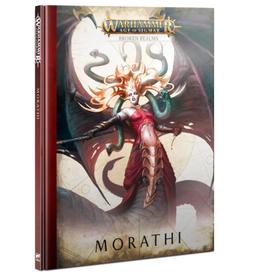 Games Workshop BROKEN REALMS: MORATHI (HB) (ENGLISH)