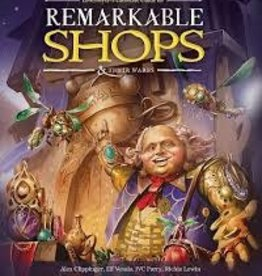 Loresmyth Remarkable Shops & Their Wares Hardcover