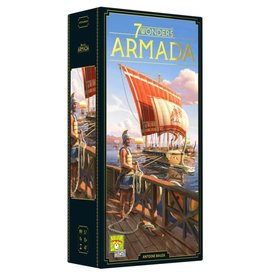 Asmodee 7 Wonders: Armada (New Edition)