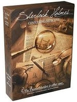 Space Cowboys Sherlock Holmes Consulting Detective: The Thames Murders