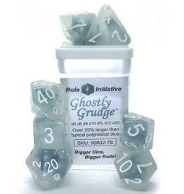 Roll 4 Initiative 7-Set: Ghostly Grudge