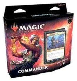 Wizards of the Coast Commander Legends - Arm for Battle Deck