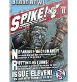 Games Workshop Blood Bowl: Spike! Journal Issue 11
