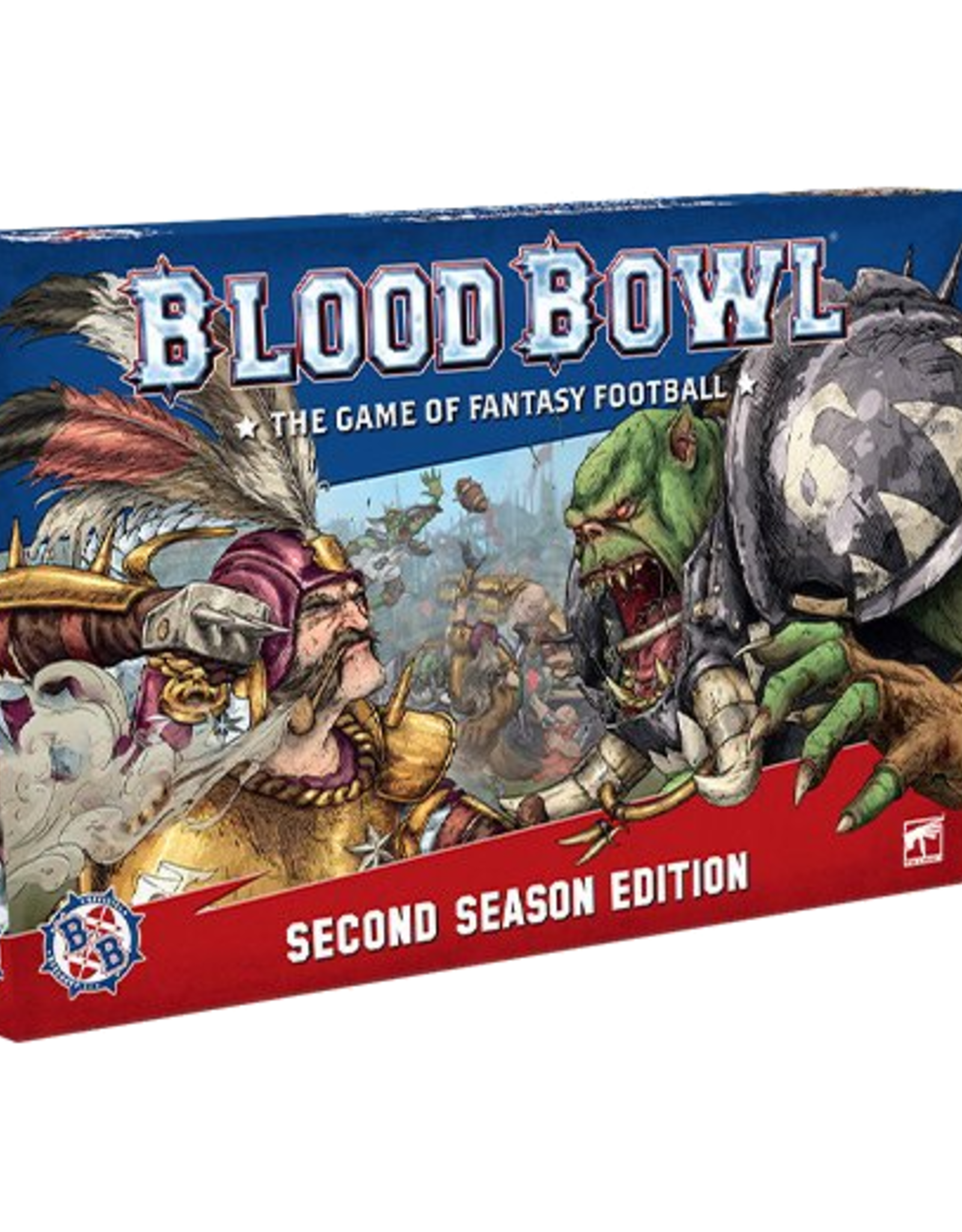Games Workshop BLOOD BOWL: SECOND SEASON EDITION (ENG)