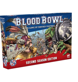 Games Workshop Blood Bowl 2nd Edition Box Set