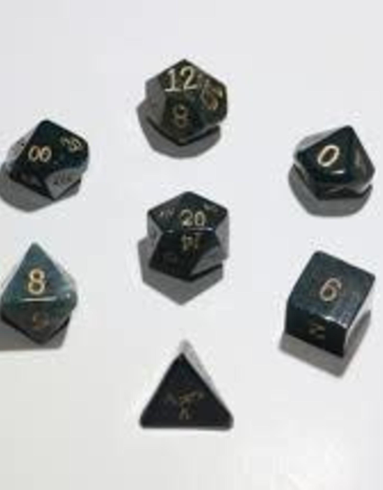 Crystal Caste 16mm Bloodtsone (gold numbers)