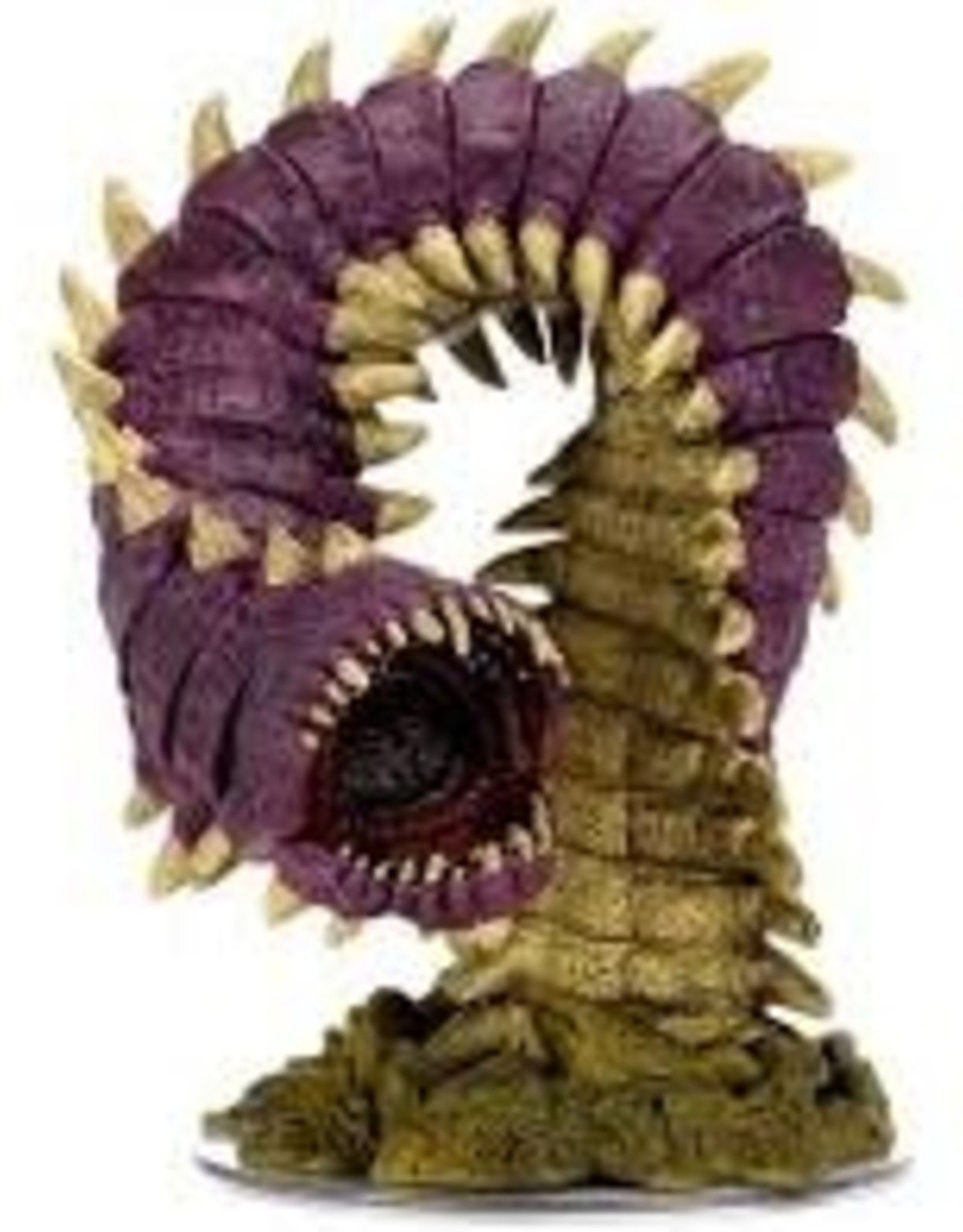WizKids D&D Icons of the Realms Fangs & Talons Purple Worm