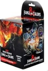 WizKids D&D Icons of the Realms Fangs & Talons Blister Box