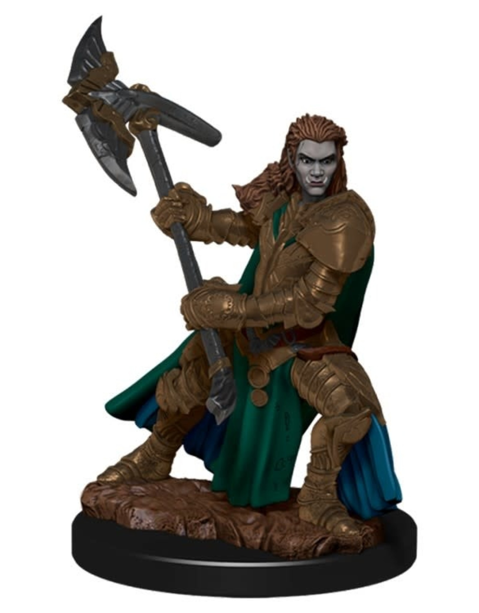 WizKids D&D Icons of the Realms Premium Figures: Orc Fighter