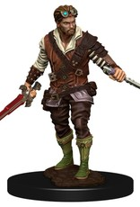 WizKids D&D Icons of the Realms Premium Figure: Human Rogue