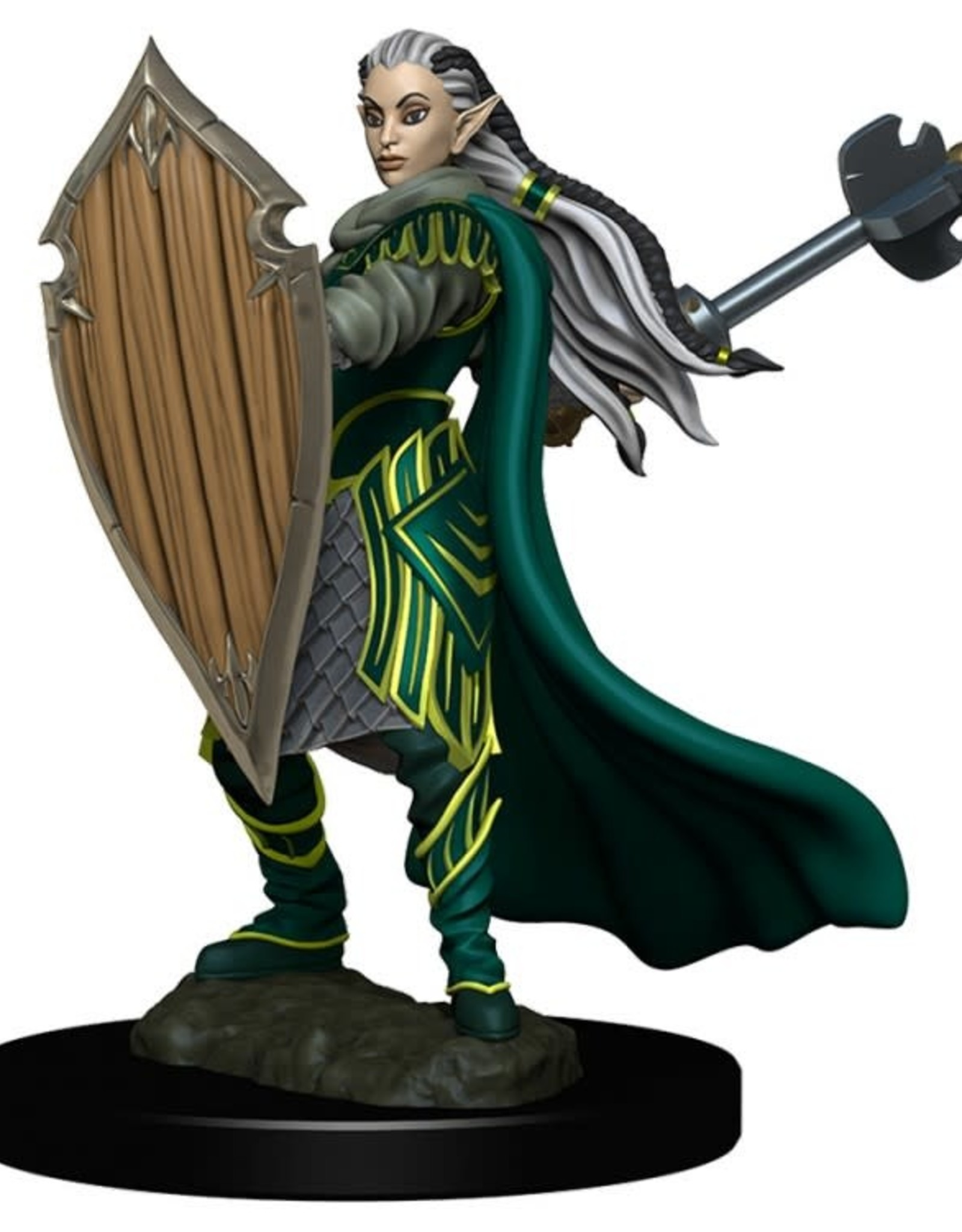 WizKids D&D Icons of the Realms Premium Figure: Elf Paladin