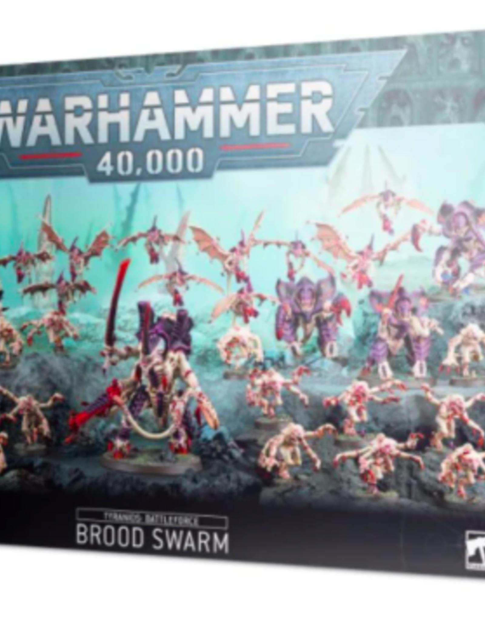 Games Workshop Battleforce 2020 Tyranids Brood Swarm