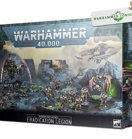 Games Workshop Battleforce 2020 Necron Eradication Legion