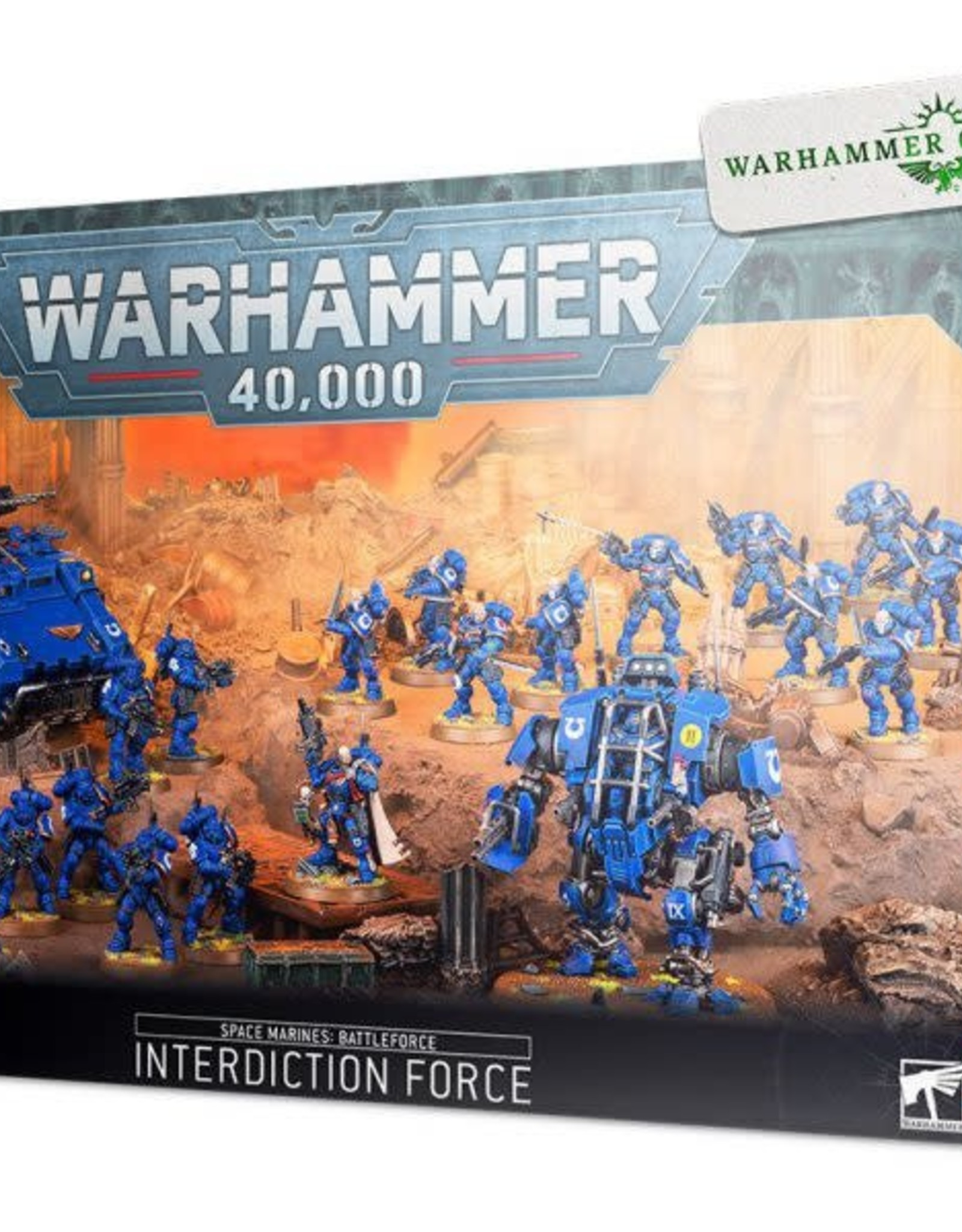 Games Workshop Battleforce 2020 Space Marines Interdiction Force
