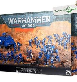Games Workshop Battleforce 2020 Space Marines Interdiction Force