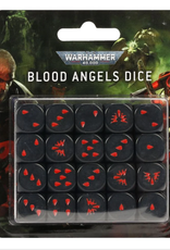 Games Workshop Blood Angels Dice
