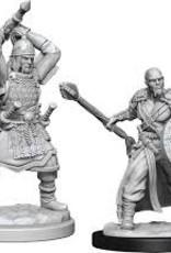WizKids D&D Nolzur Human Barbarian (He/Him/They/Them)