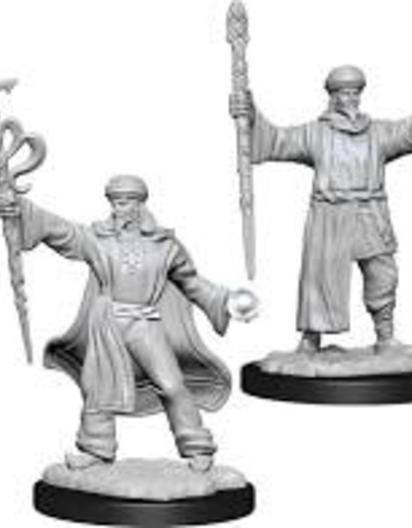 WizKids D&D Nolzur Human Wizard (He/Him/They/Them)