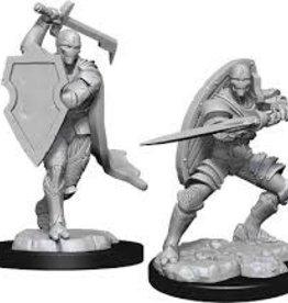 WizKids D&D Nolzur Warforged Fighter (He/Him/They/Them)