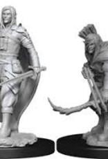 WizKids D&D Nolzur Elf Ranger (He/Him/They/Them)
